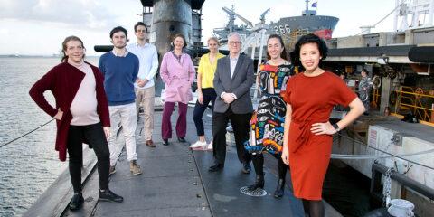 Submariner endurance research named Eureka finalist