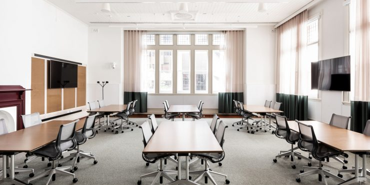 Classroom at 137 St Georges Tce