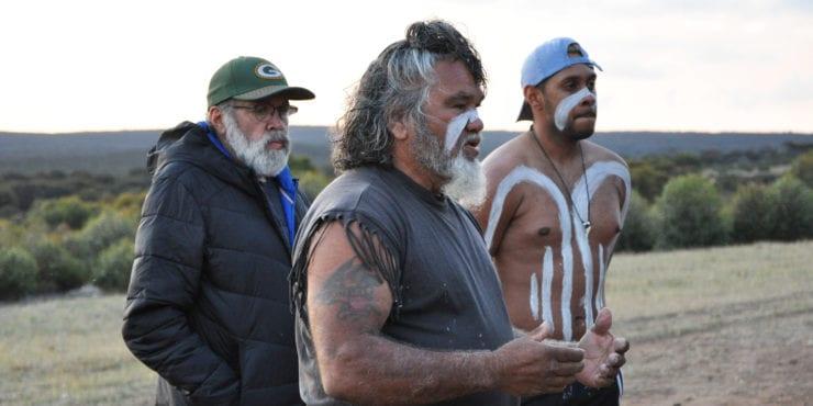 Aboriginal Educators on Nowanup Bush Campus