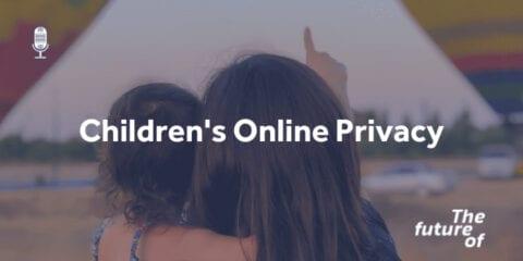 Future of Children's online privacy image