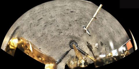 Curtin researchers help date the youngest rocks ever found on the Moon