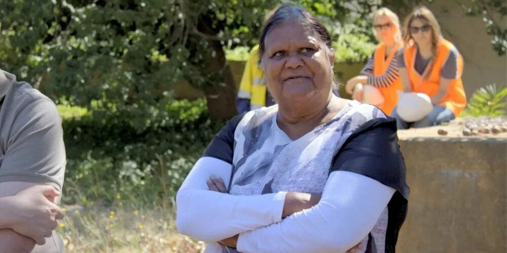 Healing centres for the stolen generations survivors - play video